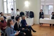 계명대 패션마케팅학과, 밀라노서 전시회 가지며 글로벌 시장 체험