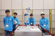 경북대 기계공학부 학생들, '2019 R-BIZ 챌린지' 대통령상 수상