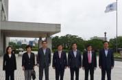 """미래통합당, """"조속한 수사 강력히 촉구한다""""…대검 항의 방문"""